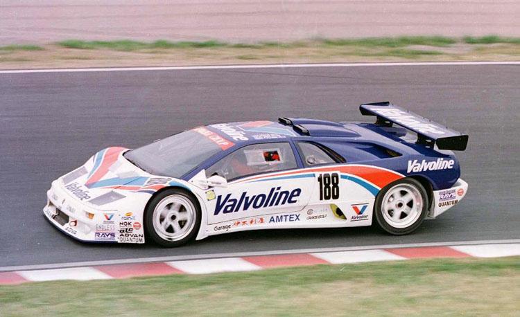 Lamborghini Diablo Jota P.01 - 1995