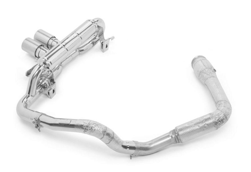 Porsche 718 2.0 and 2.5 Motorsport Exhaust